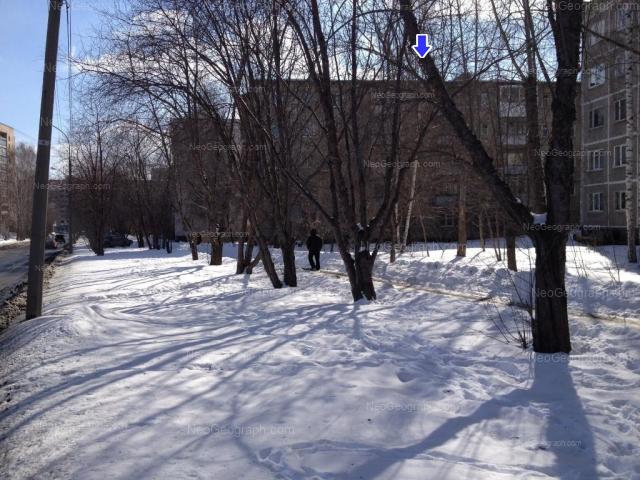 Адрес(а) на фотографии: Встречный переулок, 5, 7/1, 9, Екатеринбург