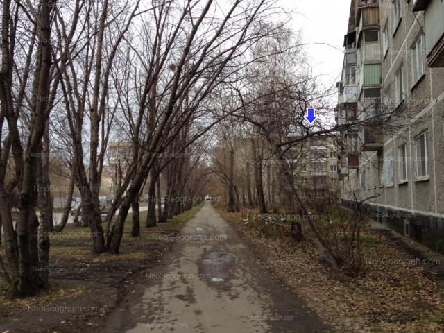 Адрес(а) на фотографии: Встречный переулок, 7/1, 9, Екатеринбург