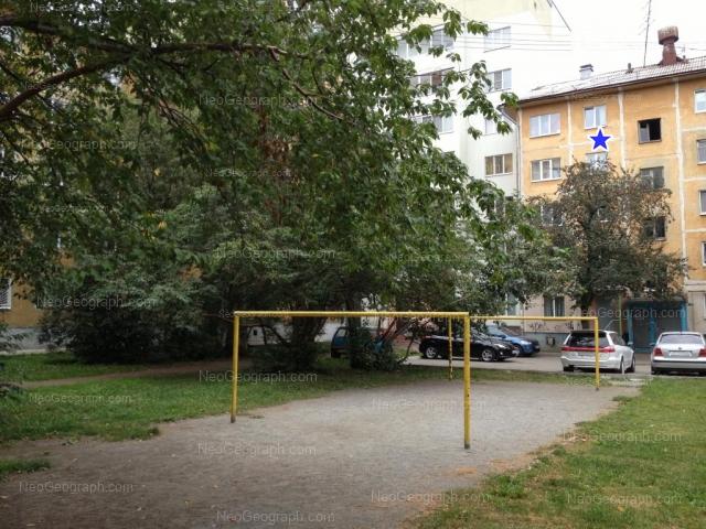 Адрес(а) на фотографии: улица Пальмиро Тольятти, 28А, 30, Екатеринбург
