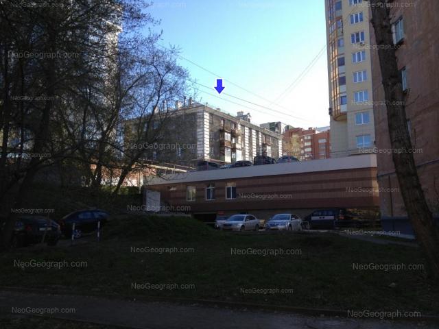 Адрес(а) на фотографии: Московская улица, 66, 68, 70, 76А, Екатеринбург