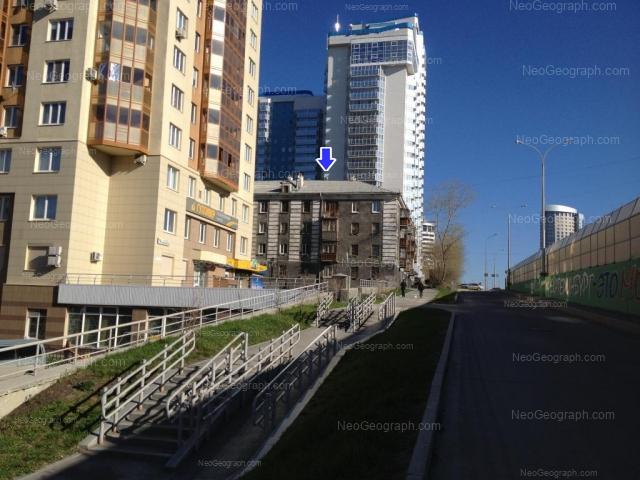 Адрес(а) на фотографии: Московская улица, 66, 68, 70, Екатеринбург
