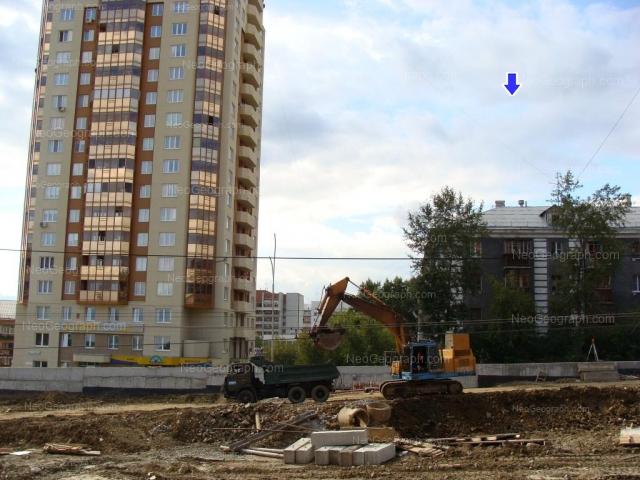 Адрес(а) на фотографии: Московская улица, 68, 70, Екатеринбург