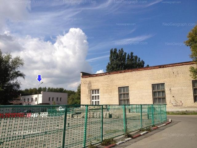 Address(es) on photo: Sibirskiy trakt street, 37Д, Yekaterinburg