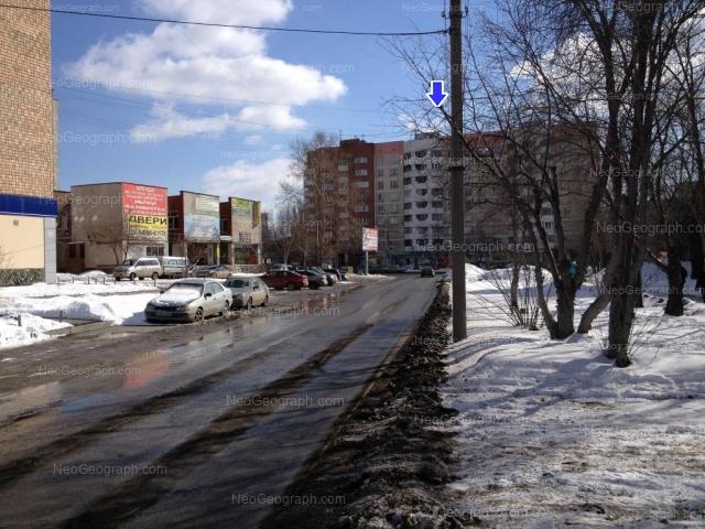 Адрес(а) на фотографии: Белореченская улица, 7/1, 10, Екатеринбург