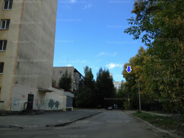 Address(es) on photo: Taganskaya street, 52 к1, 52 к2, Yekaterinburg