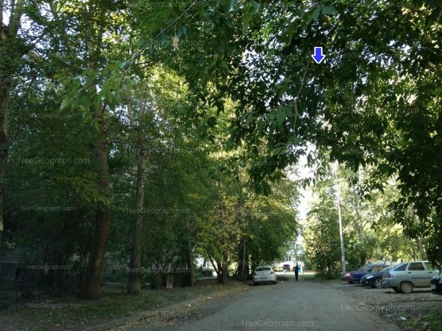 Адрес(а) на фотографии: Таганская улица, 52 к1, 52 к2, Екатеринбург