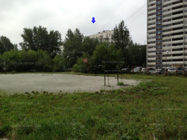 Address(es) on photo: Taganskaya street, 52 к1, 54, Yekaterinburg