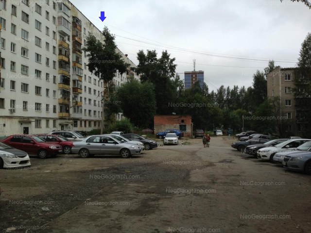 Address(es) on photo: Taganskaya street, 52 к1, 52 к2, 56, Yekaterinburg