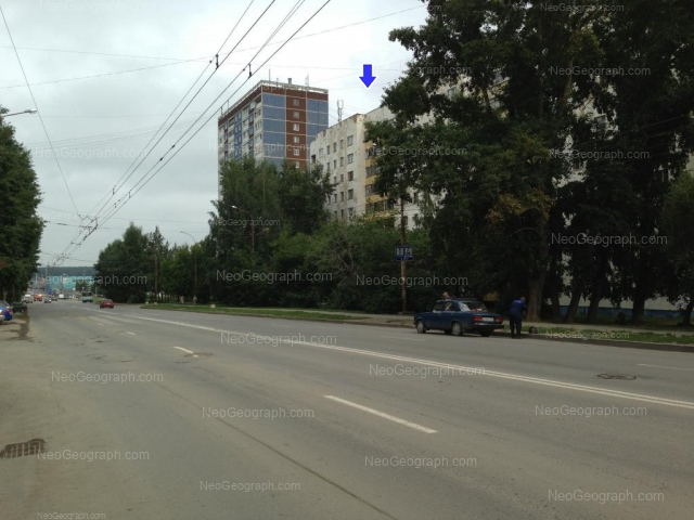Адрес(а) на фотографии: Таганская улица, 52 к1, 54, Екатеринбург