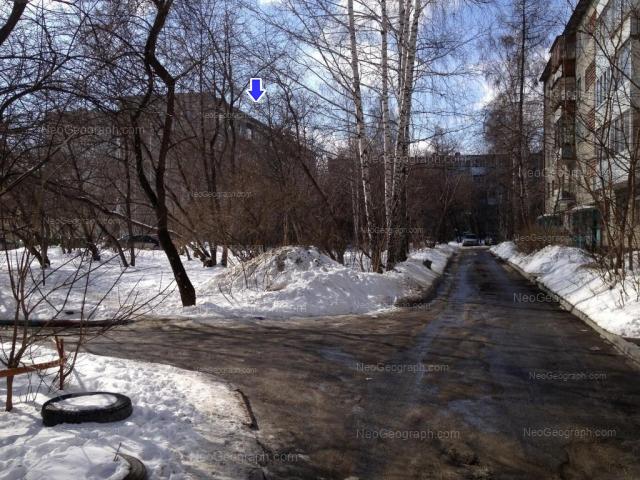 Адрес(а) на фотографии: Встречный переулок, 3 к3, 7/1, 7/3, 7/4, Екатеринбург