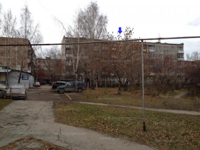 Адрес(а) на фотографии: Встречный переулок, 7/2, 7/3, 7/4, Екатеринбург
