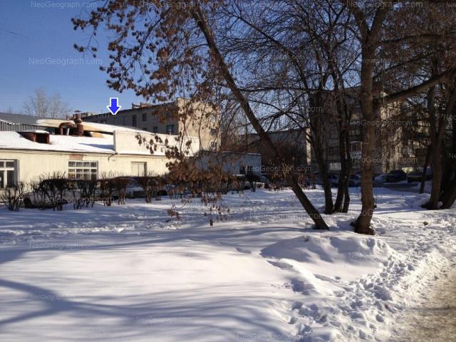Address(es) on photo: Sibirskiy trakt street, 37а, 37б, 37в, Yekaterinburg