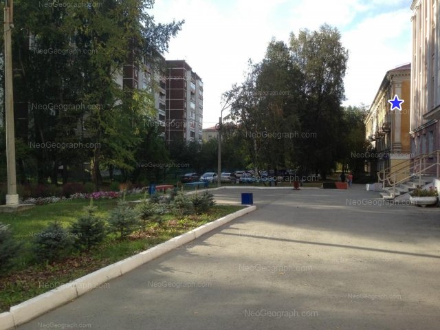 Address(es) on photo: Sibirskiy trakt street, 33А, 35, Yekaterinburg