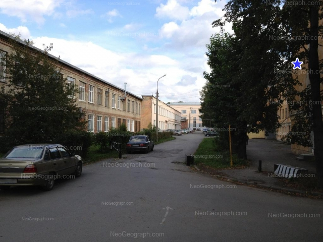 Address(es) on photo: Sibirskiy trakt street, 35, 37, Yekaterinburg