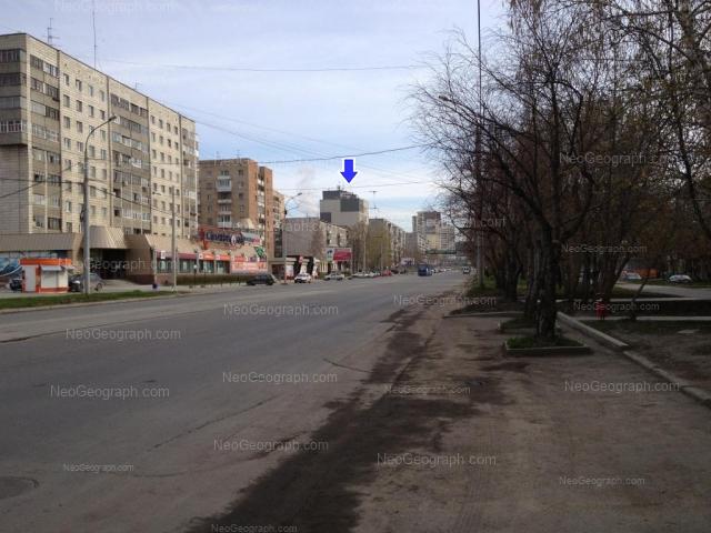 Адрес(а) на фотографии: Белореченская улица, 8, 9/1, 12А, 14, 16, 18А, Екатеринбург