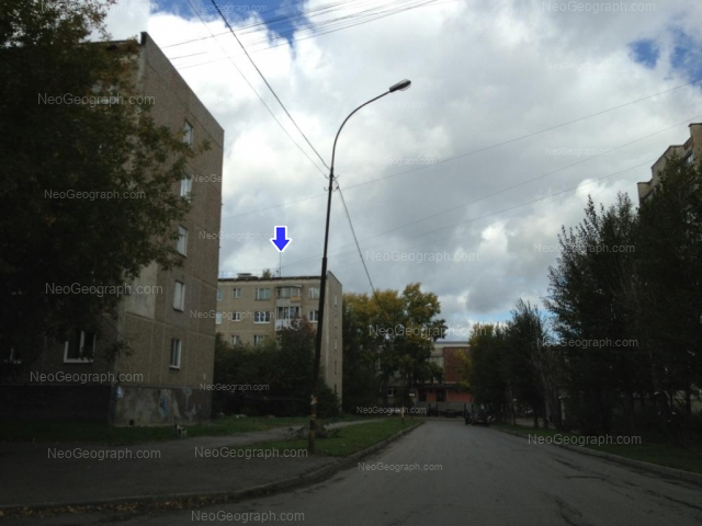 Address(es) on photo: Taganskaya street, 52 к2, 52 к3, Yekaterinburg