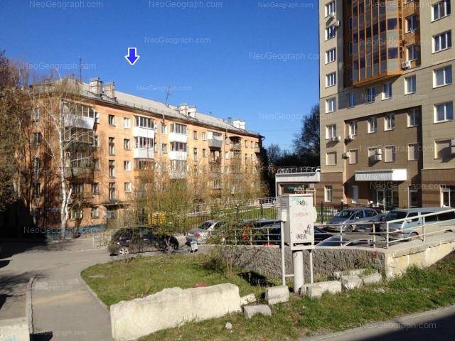 Address(es) on photo: Moskovskaya street, 70, 76А, Yekaterinburg