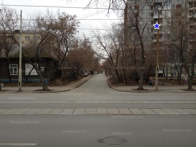 Адрес(а) на фотографии: переулок Сапёров, 5, Екатеринбург