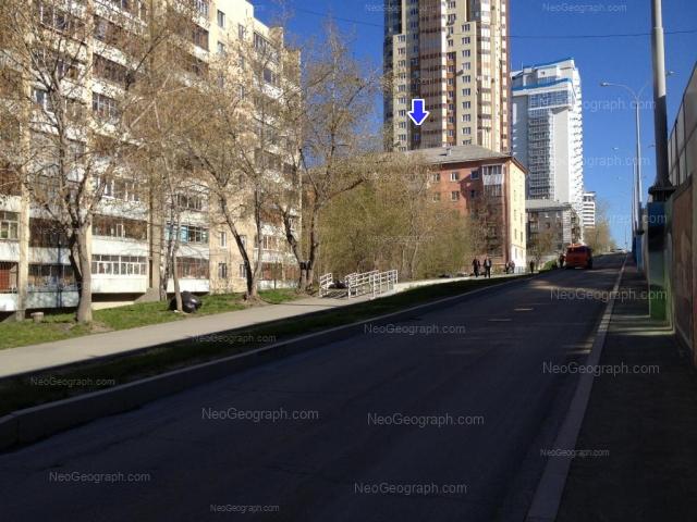 Адрес(а) на фотографии: Московская улица, 66, 68, 70, 76, 78, Екатеринбург