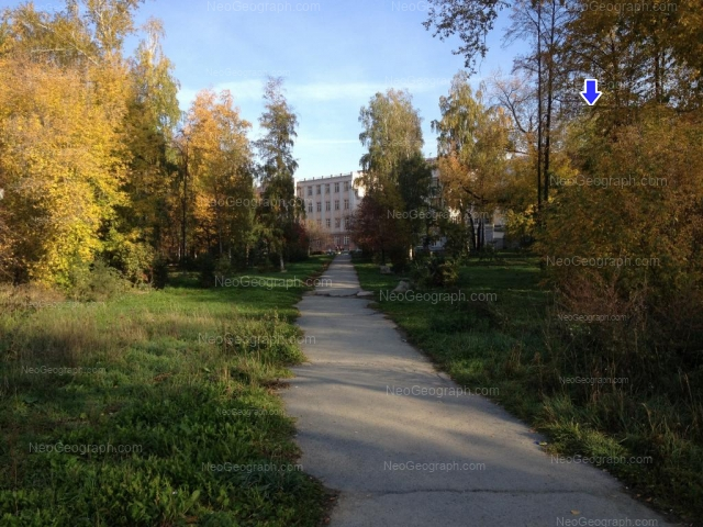Address(es) on photo: Sibirskiy trakt street, 35, 37, 37/5, Yekaterinburg