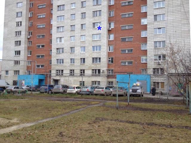 Адрес(а) на фотографии: Белореченская улица, 18А, Екатеринбург
