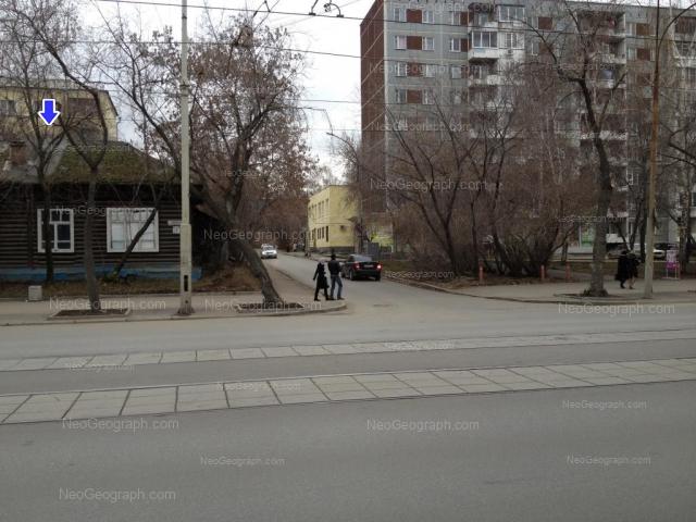 Адрес(а) на фотографии: улица 8 Марта, 76Б, Екатеринбург