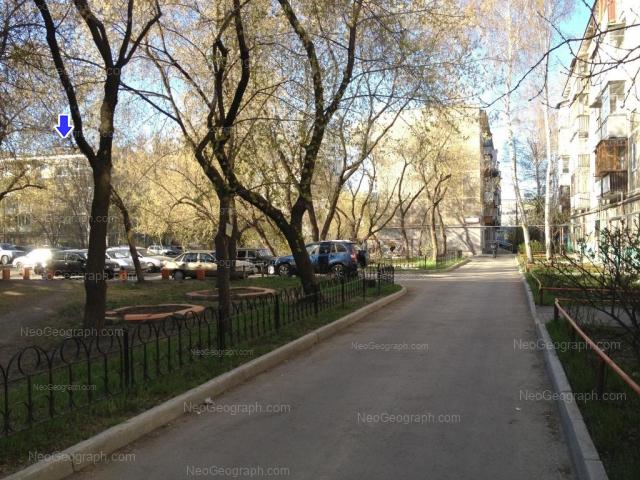 Адрес(а) на фотографии: Посадская улица, 30/1, 30/2, 30/3, 32/3, Екатеринбург