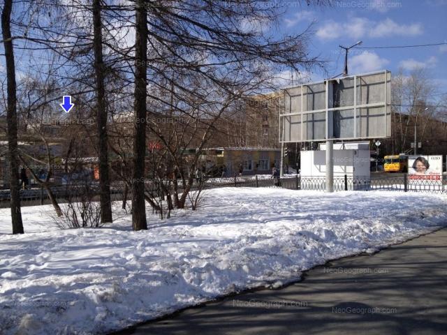 Адрес(а) на фотографии: Посадская улица, 32/1, 32/2, 32/3, Екатеринбург
