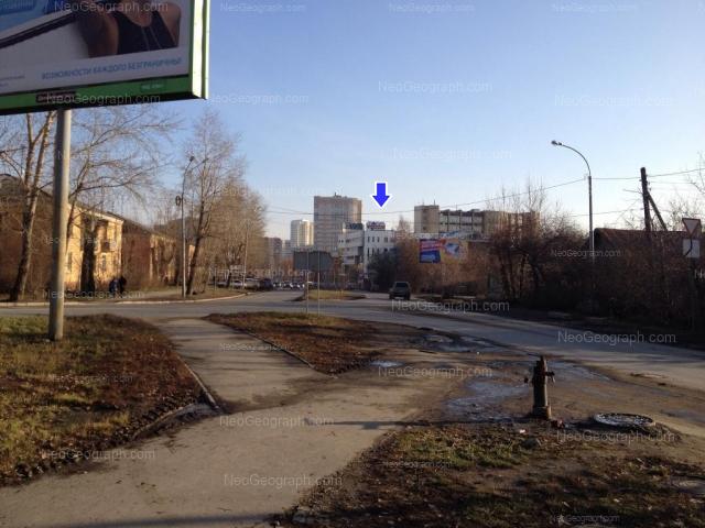 Адрес(а) на фотографии: улица Начдива Васильева, 3А, 8, 10, Екатеринбург