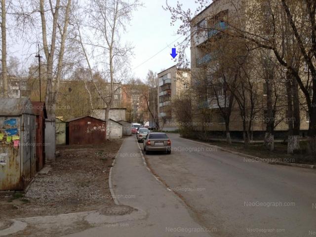 Адрес(а) на фотографии: Белореченская улица, 9/2, 9/3, 11/1, 16, Екатеринбург