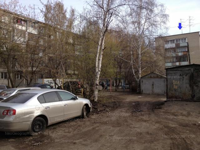 Адрес(а) на фотографии: Белореченская улица, 9/2, 11/1, Екатеринбург