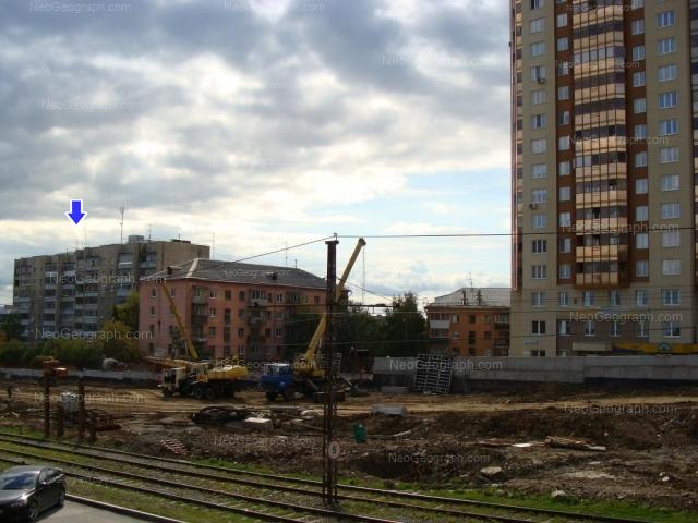 Адрес(а) на фотографии: Московская улица, 70, 76, 76А, 78, Екатеринбург