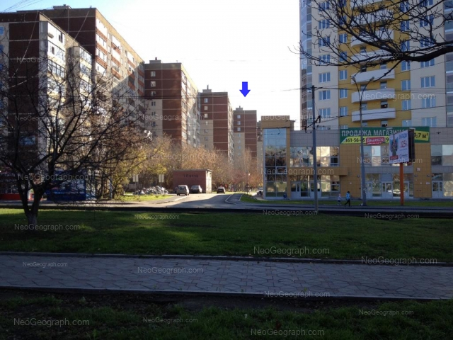 Адрес(а) на фотографии: улица Большакова, 22 к2, 22 к3, 22 к4, 22 к5, Екатеринбург