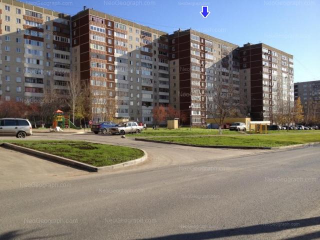 Адрес(а) на фотографии: улица Большакова, 21, 22 к1, 22 к2, 22 к3, 22 к4, Екатеринбург
