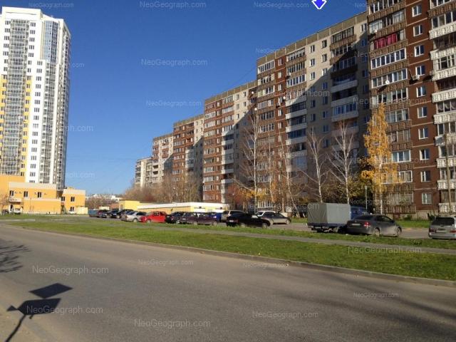Адрес(а) на фотографии: улица Большакова, 22 к1, 22 к2, 22 к3, 22 к4, 22 к5, Екатеринбург