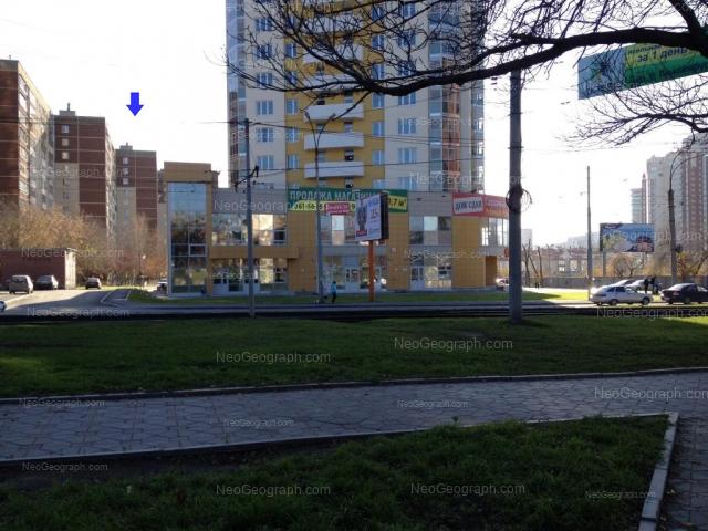 Адрес(а) на фотографии: улица Большакова, 22 к2, 22 к3, 22 к4, Екатеринбург
