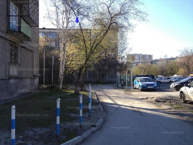 Адрес(а) на фотографии: Посадская улица, 34, 36, 40/2, Екатеринбург