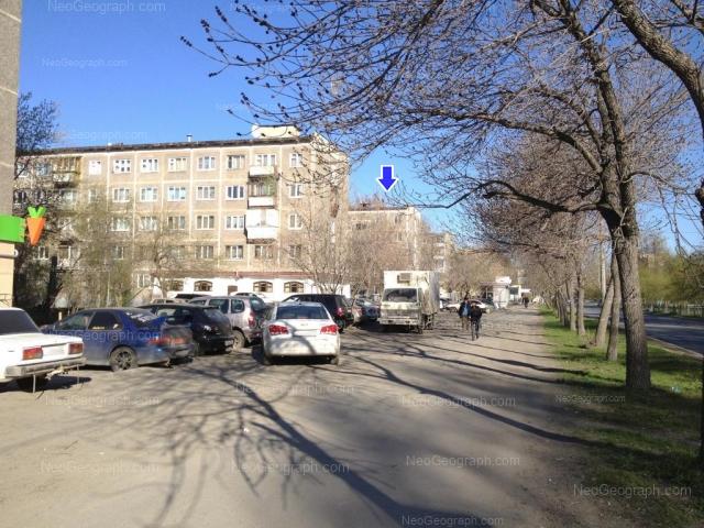 Адрес(а) на фотографии: Посадская улица, 34, 36, 38, Екатеринбург