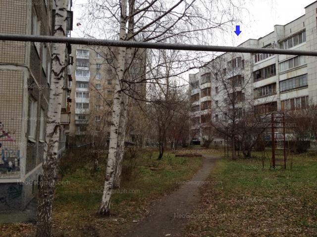 Адрес(а) на фотографии: улица Шаумяна, 98 к4, Екатеринбург