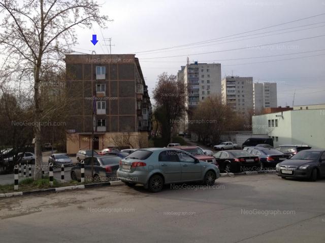 Адрес(а) на фотографии: Посадская улица, 28/4, 28/5, 30/3, Екатеринбург