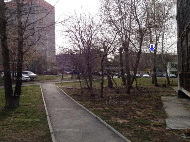Адрес(а) на фотографии: Посадская улица, 30/2, 30/3, Екатеринбург