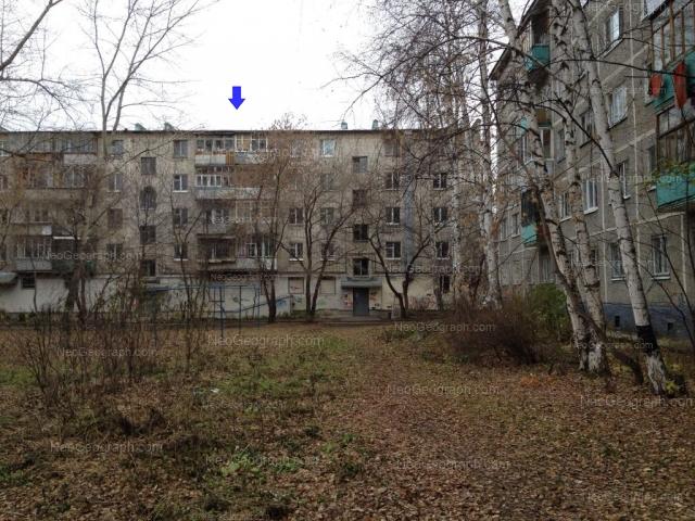 Адрес(а) на фотографии: Белореченская улица, 22, 24 к1, Екатеринбург