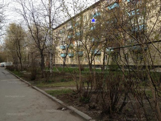 Адрес(а) на фотографии: Белореченская улица, 9/3, 13/4, Екатеринбург