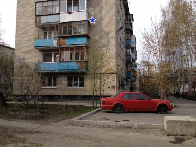 Адрес(а) на фотографии: Белореченская улица, 9/3, Екатеринбург