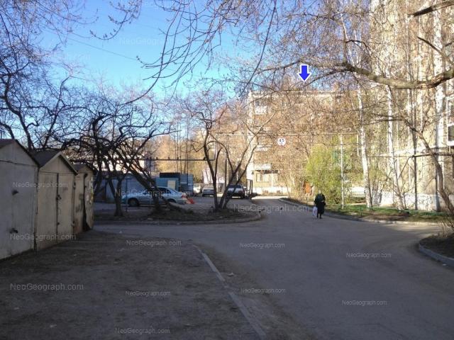 Адрес(а) на фотографии: Посадская улица, 32/3, 32/4, Екатеринбург