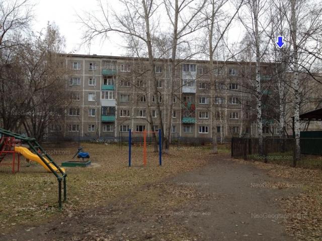 Адрес(а) на фотографии: Белореченская улица, 24 к1, 24 к2, Екатеринбург