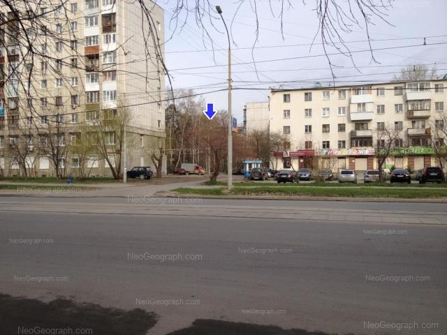 Адрес(а) на фотографии: Белореченская улица, 22, 24 к2, 26, Екатеринбург