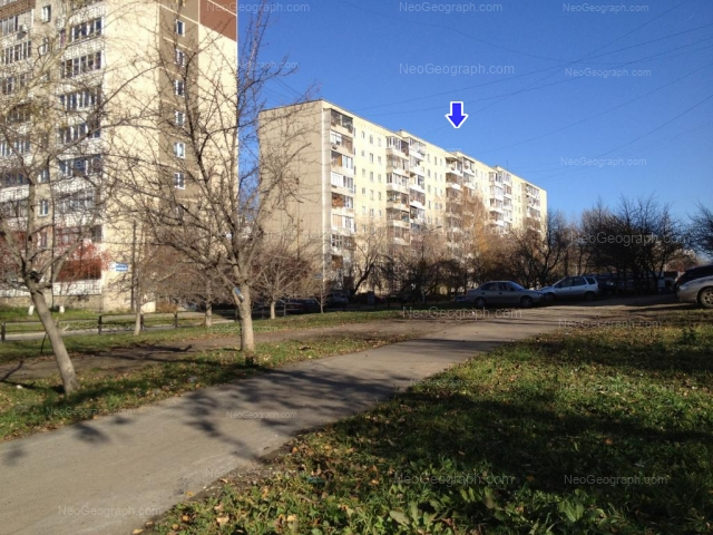 Адрес(а) на фотографии: улица Большакова, 20, 22 к1, Екатеринбург