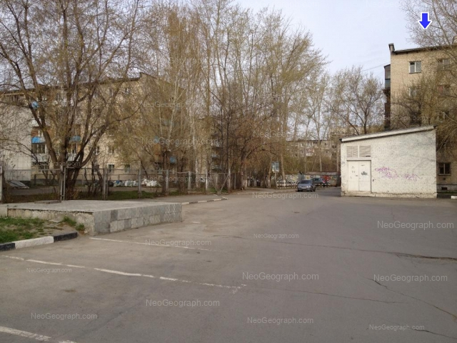 Адрес(а) на фотографии: Белореченская улица, 9/4, 11/1, 13/4, 13/5, Екатеринбург