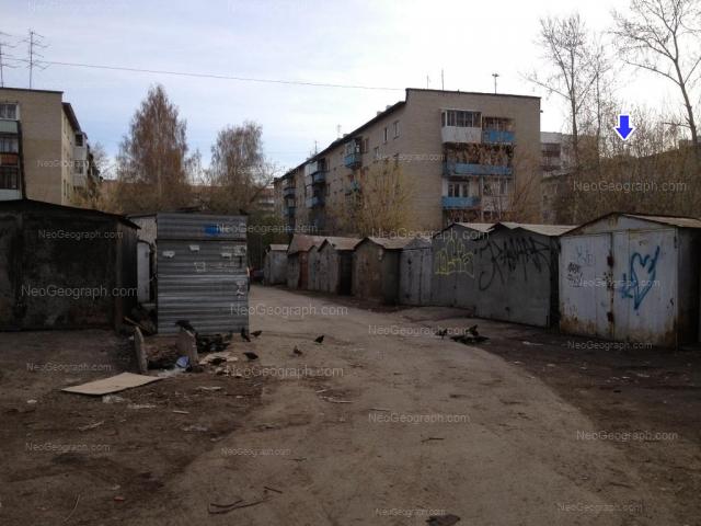 Адрес(а) на фотографии: Белореченская улица, 9/2, 9/3, 9/4, Екатеринбург